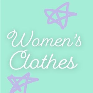Other - A label for the women's section of my closet